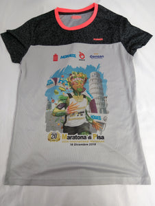Pre-Loved Marathon De Pisa Tee Size S Condition Good