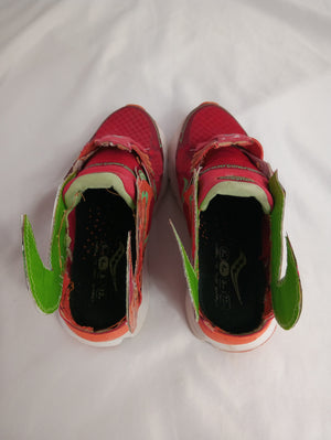 Up Cycled Shoes from Rubbish Shoes Size 4.5