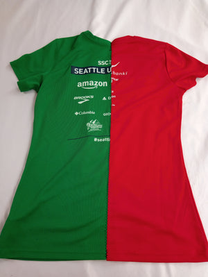 Up Cycled Mash Up Tee Size XS Womens
