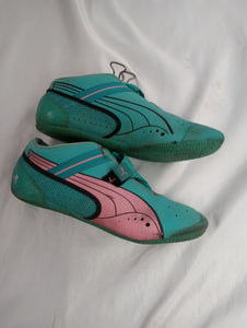 Pre-Loved Puma Motor Shoes Size 5
