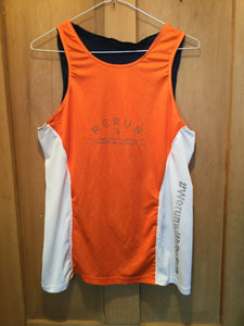 Up Cycled ReRun Running Vest Size S