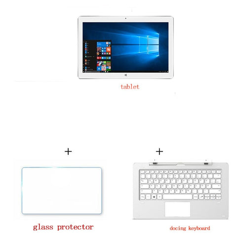 Cube iwork1x 2 in 1 Tablet