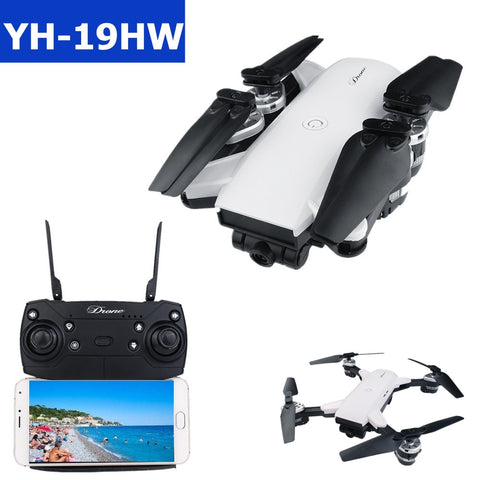 YH-19HW Foldable Drone mini RC