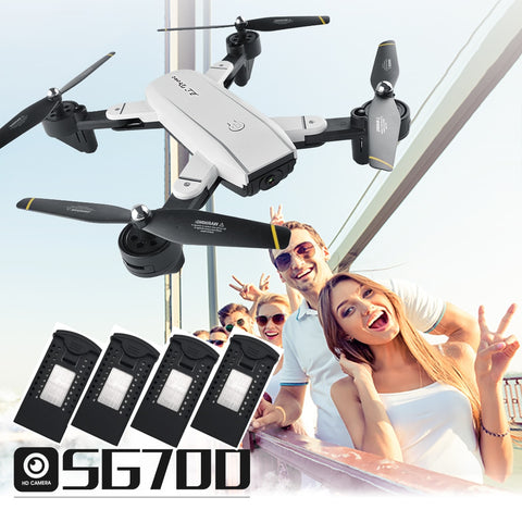 SG700 Optical Follow Drone with Camera Selfie