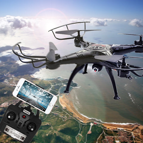 3MP RC Drone FPV RC Quadcopter