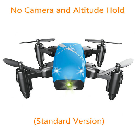 S9HW Mini Drone With Camera HD S9