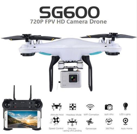 SG600 RC Drone With Camera Helicopter