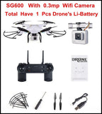 SG600 RC Drone With Camera HD 2MP