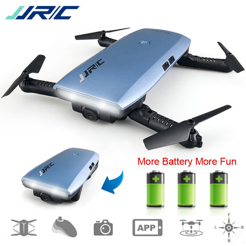 JJRC H47 Selfie Drone with HD Camerai