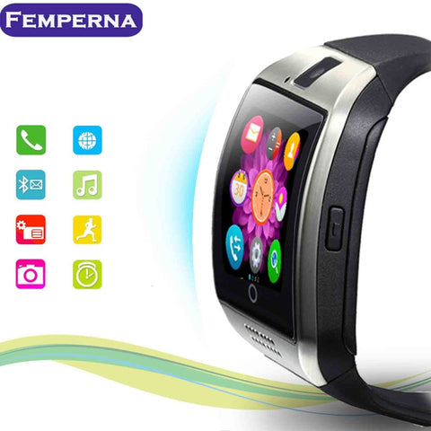 Femperna Q18 Passometer smart watch
