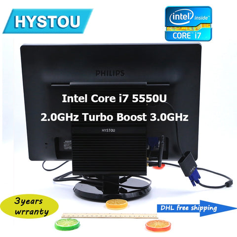 Intel Core i7 5550U Mini Computers