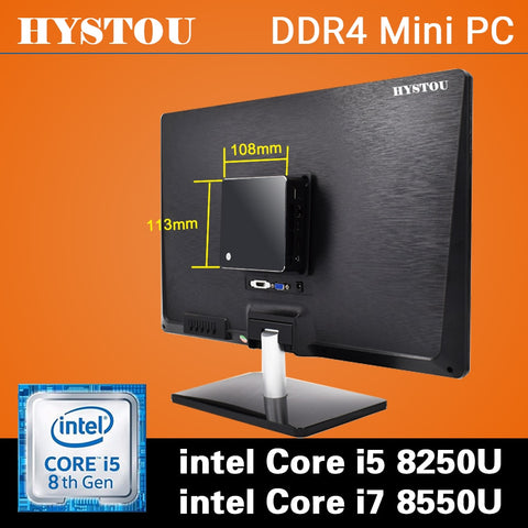 intel core i5 8250U mini pc Tablet
