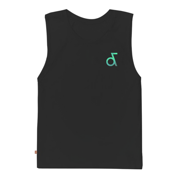 Ampersand Black Tank