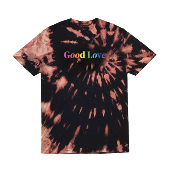Good Love Embroidered Tee