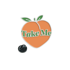TAKE ME ENAMEL PIN