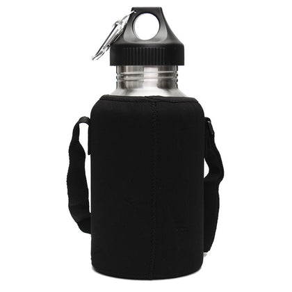 6e7586089c2 2L Stainless Steel Water Bottle With Bag Holder