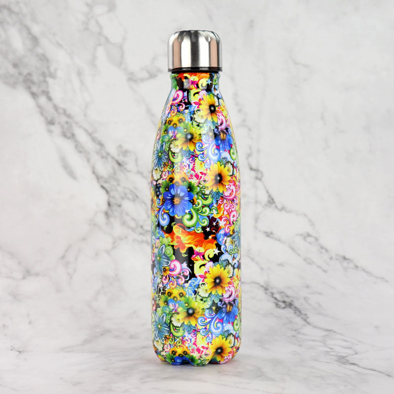 183608f35b Stainless Steel Thermos Cup Drinking Water Bottle – Bokkles Co.