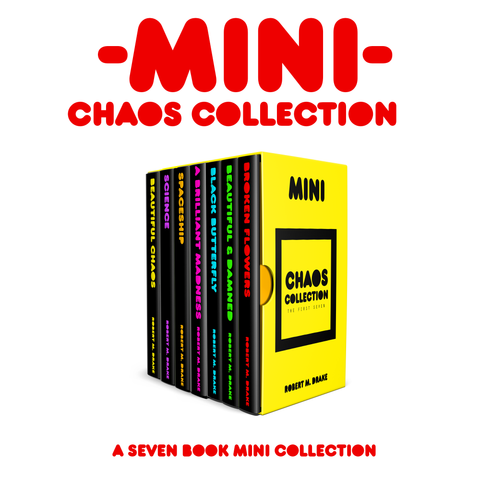 *NEW* CHAOS COLLECTION (PRE-ORDER)
