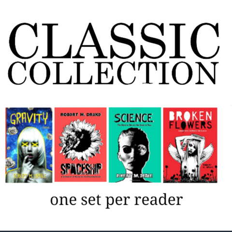 Limited THE CLASSIC COLLECTION 2 (four books)
