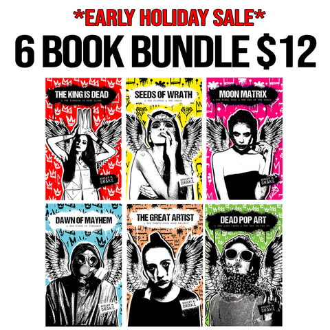 PRE-HOLIDAY BUNDLE • 6 BOOKS!