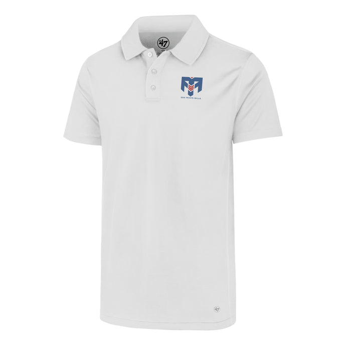SSG Travis Mills White Polo