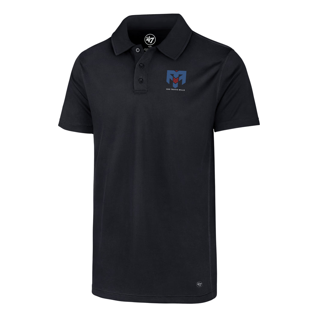 Navy '47 Ace Polo