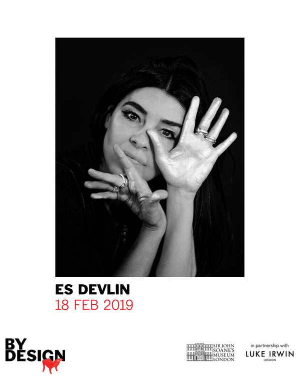 'By Design': Es Devlin