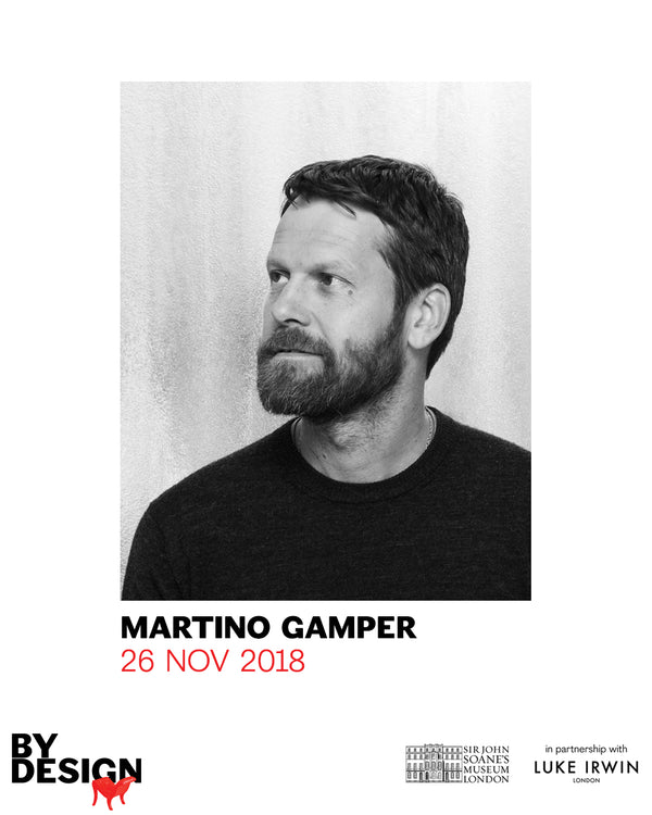 'By Design': Martino Gamper