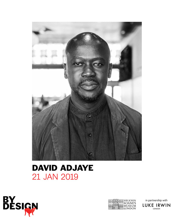 'By Design': David Adjaye