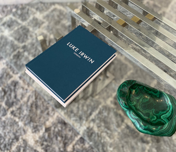 Brochure malachite