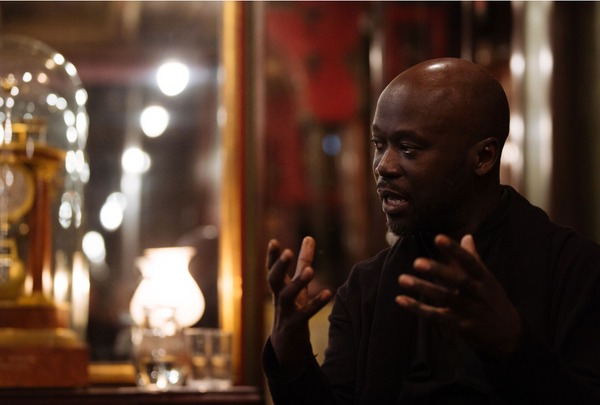 Sir David Adjaye 'By Design' in partnership with Sir John Soane's Museum