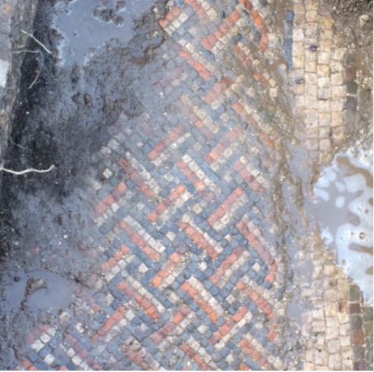 THE MOSAIC COLLECTION: THE TALE OF THE DEVERILL ROMAN VILLA