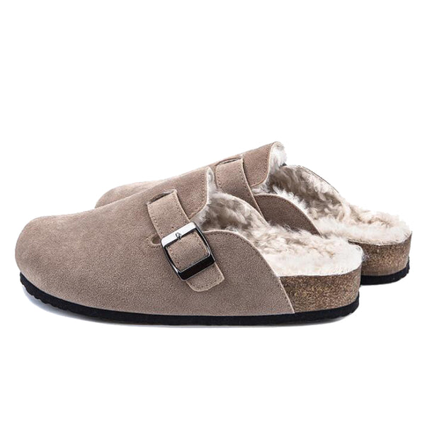 Women's Winter Warm Flats Slippers | Getmorebeauty