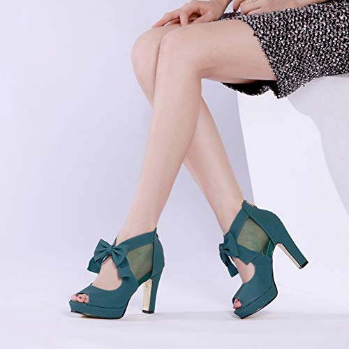 Open Toe Platform High Heel Shoes Strappy