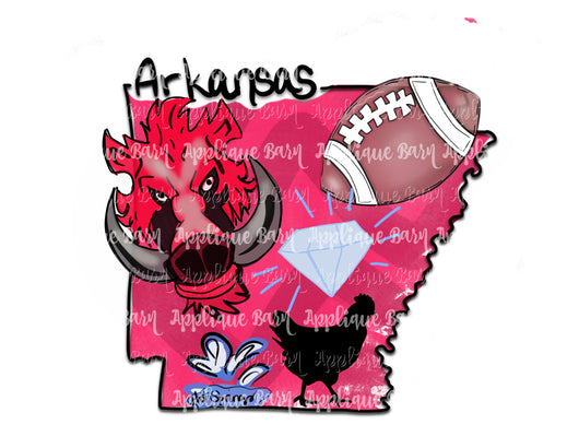 Arkansas State Design
