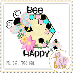 Bee Happy PP