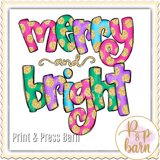 Merry and Bright AR 102