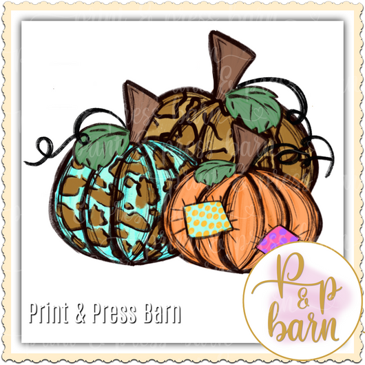 Pumpkin Patch Pumpkins