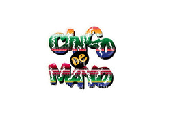 Cinco De Mayo word art