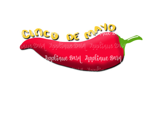 Cinco De Mayo Pepper