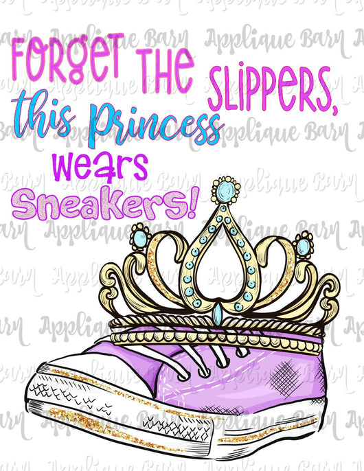 Princess Sneakers
