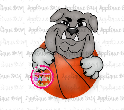 Boy Bulldog Basketball
