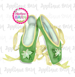 Tiana Princess Ballet Slipper