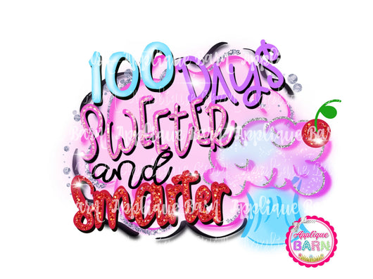 100 school days sweeter
