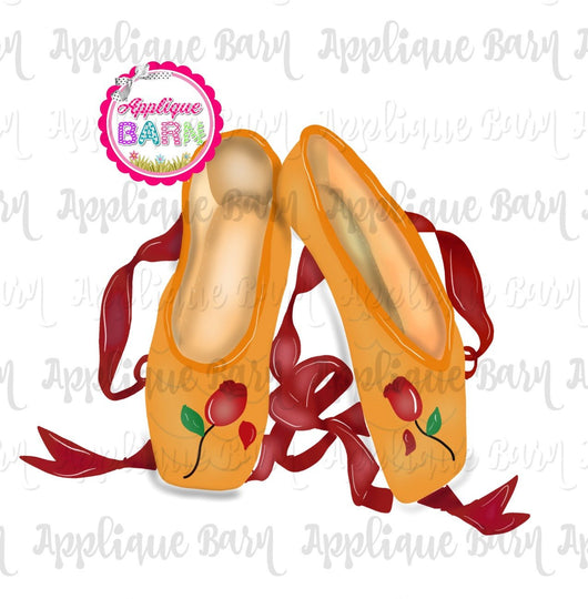 Belle Ballet Slippers