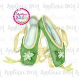 Tiana Ballet Slippers