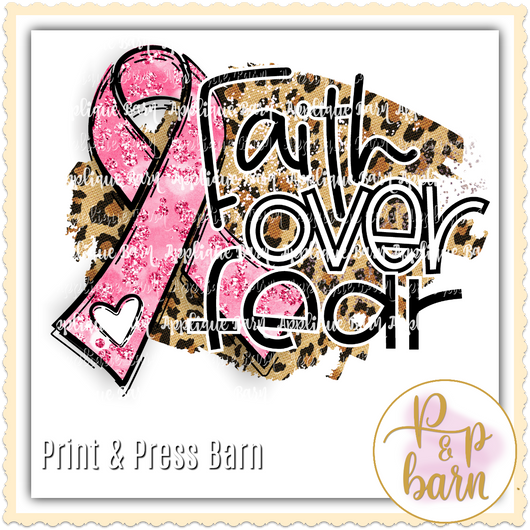 Breast Cancer Leopard