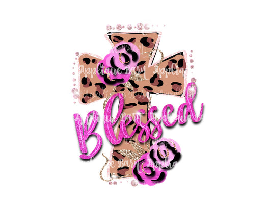 Blessed Cross- Leopard