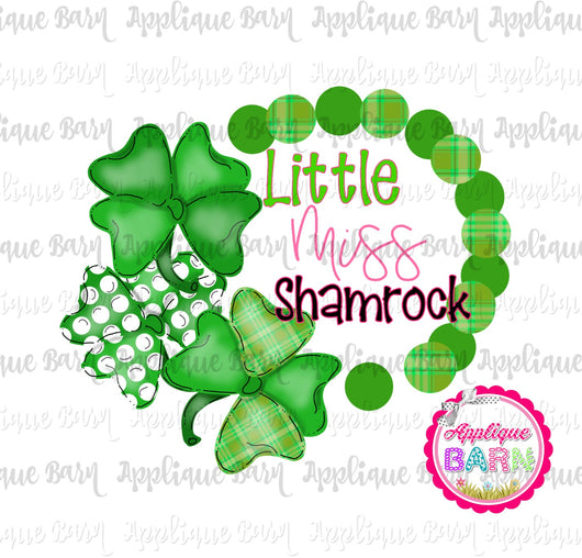 Little Miss Shamrock