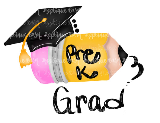 Graduation pencil- pre k